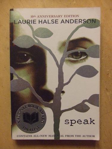 analysis of laurie halse anderson s speak