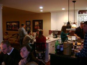 xmas family 2011