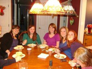 xmas girls 2011