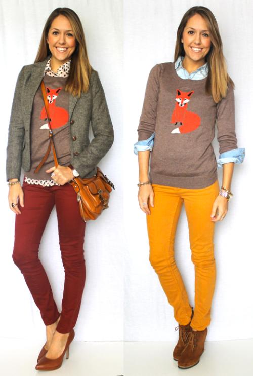 jfox sweater