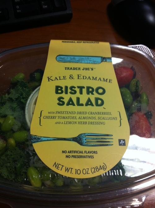 TJ Kale Bistro Salad